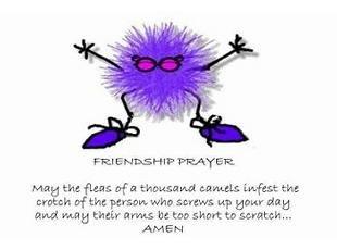 Friendship+prayer